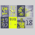 Borussia Dortmund – Typography Series by Football Space Station