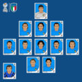 Italia at Euro 2000 by Leonardo Secondo