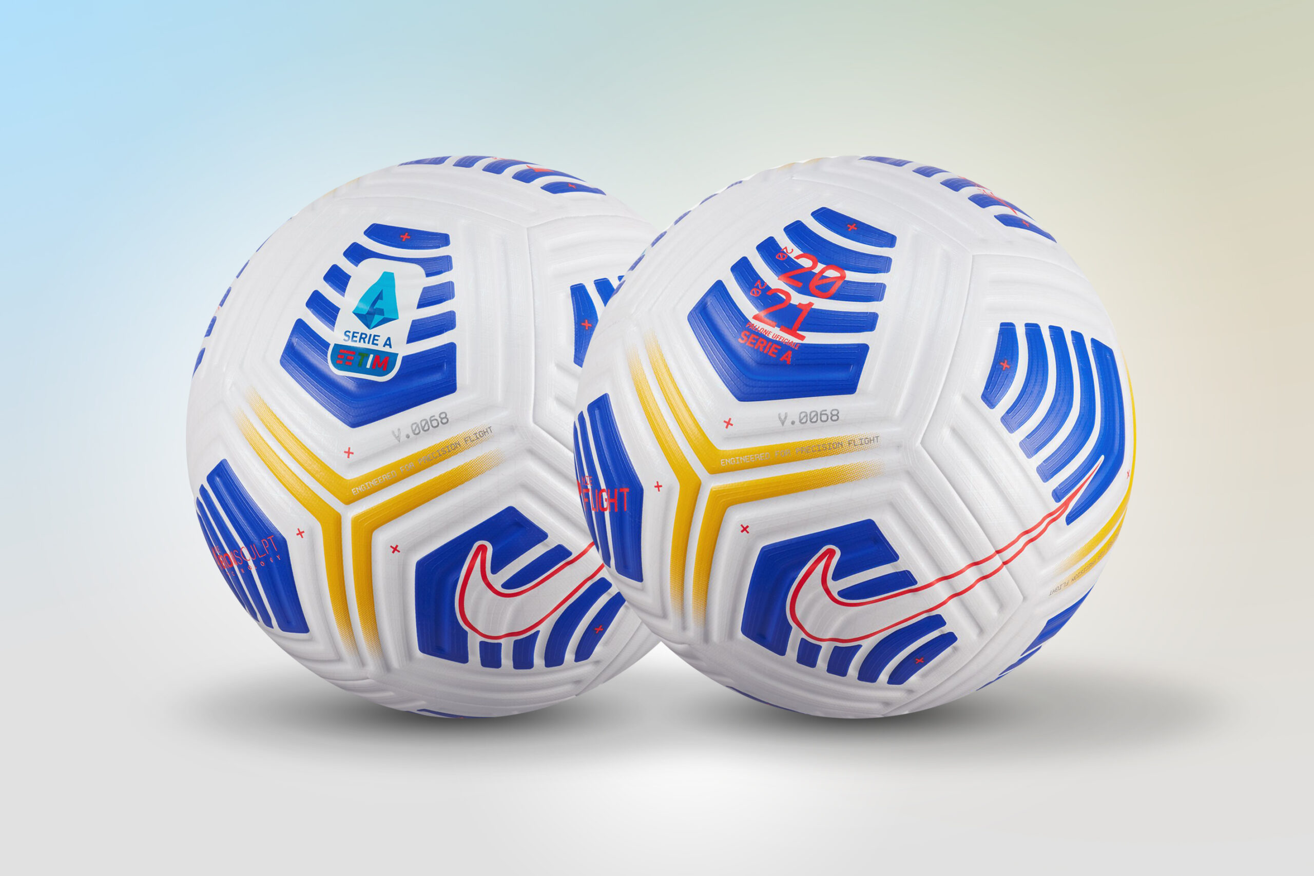 Nike Flight Serie A 2020 21 Official Ball Forza27