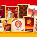 Lollipop x AS Roma: Artwork inspired by the new Roma kits