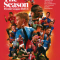 The Guardian 'The Season' Premier League Cover by The Sporting Press