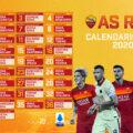 AS Roma Calendario Serie A 2020/21