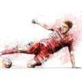 FC Bayern Munich Illustrations II by Sergio Ingravalle