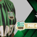 Sassuolo home & away kits for 2020-21 by puma