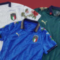 Puma x The Football Gal Italy Kits