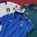 Puma x The Football Gal Italy Kits