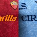 Derby della Capitale Kit Concepts by Ezeta