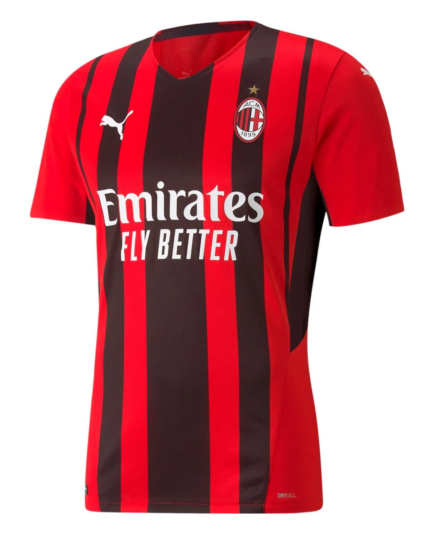 Move Like Milan' – PUMA & AC MILAN UNVEIL NEW 2021 HOME KIT – Forza27
